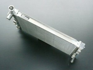 画像3: アルミ2層大容量ラジエター キャリイ(DA16T)用