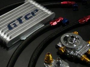 画像2: オイルクーラーキット キャリイ(DA63T 7〜10型)4WD M/T車用