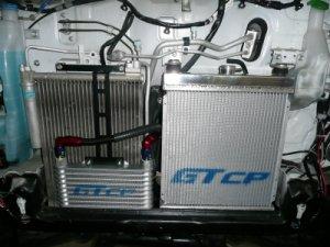 画像3: オイルクーラーキット キャリイ(DA63T 7〜10型)4WD M/T車用