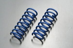 画像1: フロント強化スプリング 1.1インチアップ ハイゼット(S5**P)/ピクシストラック(S5**U)/サンバートラック(S5**J)