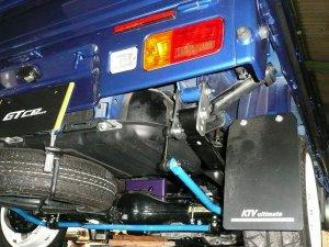 画像2: リヤスタビライザーセット ハイゼットトラック(S500P/S510P)用