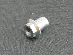 画像1: オイルドレン油温センサーアダプター(M14P1.5)
