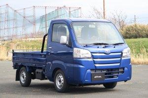 画像1: 【売約済み】ハイゼットトラック(S510P)ボルトオンターボ装着車 デモカー