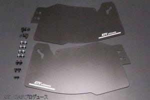 画像4: フロント大型マッドフラップ ハイゼット(S500P/S510P)用