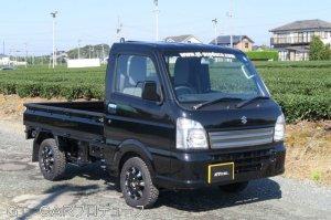 画像1: 【売約済み】キャリイ(DA16T)スーパーチャージャー装着車 デモカー